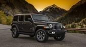 Jeep Wrangler, nuova ma inconfondibile: prime immagini