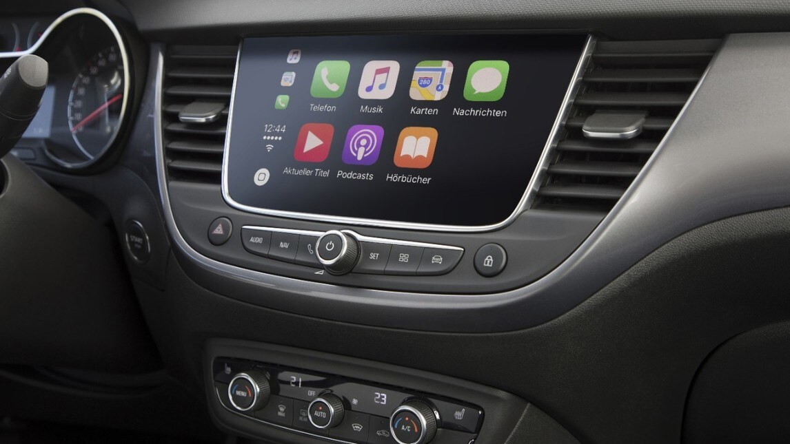 Opel gi le mani dallo smartphone c 39 la gamma - Scelta dello smartphone ...
