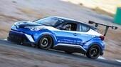 Toyota C-HRR-Tuned, Suv estremo per l'impresa al Ring