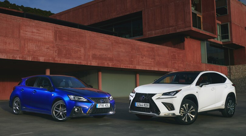 Lexus NX e CT, l'ibrido che avanza: prova su strada