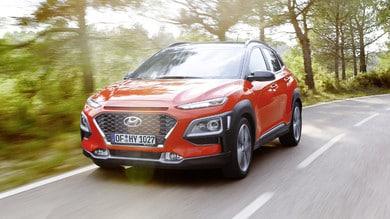Hyundai Kona, il bello della diversità: primo test su strada