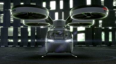 Mobilità alternativa: Uber e Airbus tentano la scalata al cielo