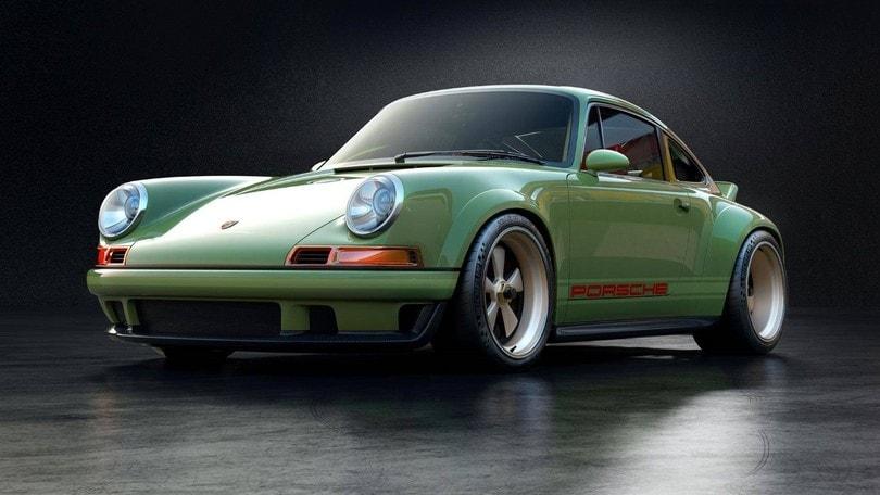 Singer 911 Dls Un Classico Porsche In Chiave Moderna
