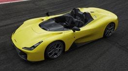 """Dallara Stradale, una """"barchetta"""" fatta come un'auto da corsa"""