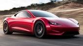 "Musk svela la nuova Tesla Roadster: ""Uno schiaffo alle sportive benzina"""