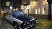 Jaguar 420 restaurata da Carbon Motors: 50 anni e non sentirli