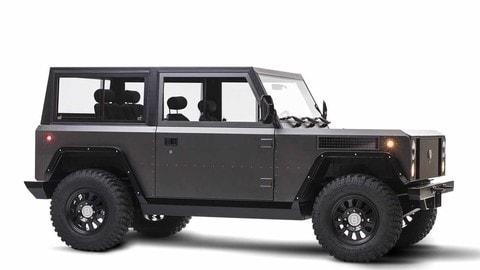 Bollinger Motors B1, inarrestabile offroad elettrico