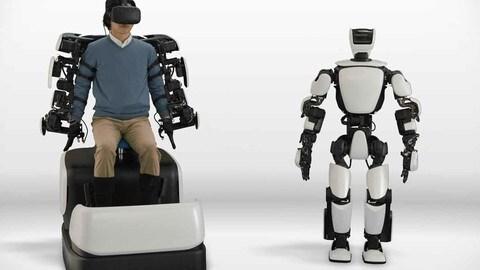 Toyota T-HR3, la terza generazione dell'umanoide robot
