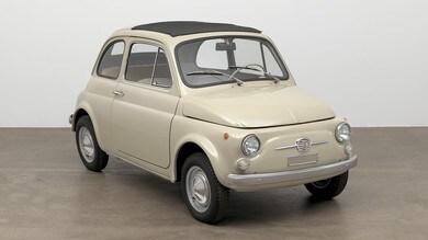 Fiat 500 al MoMA: un'opera d'arte italiana