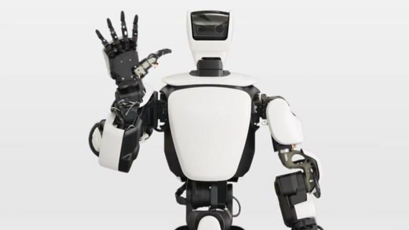 Toyota T-HR3, il robot umanoide