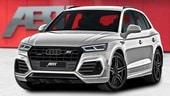 ABT scatena l'Audi SQ5, il V6 arriva a 425 cavalli