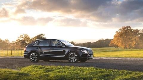 Bentley Bentayga Field Sport: il suv da caccia