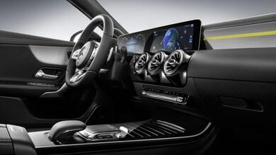 Mercedes-Benz Classe A: tutto sui nuovi interni