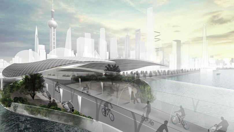 Bmw Vision E3 Way, fantascienza o futuro della mobilità