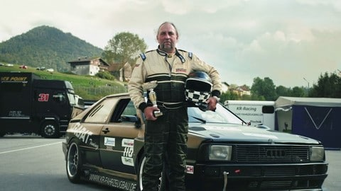 Das Biest: l'Audi Quattro dell'81 da 750 cavalli