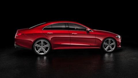 Mercedes CLS, nuovo corso di design della Stella