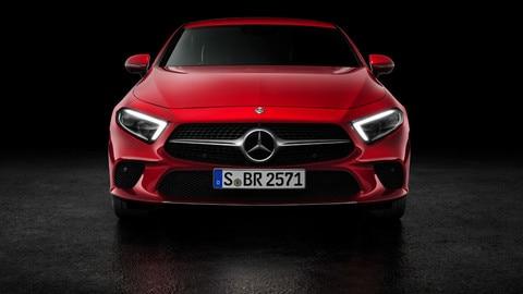 Mercedes CLS, la terza generazione: foto
