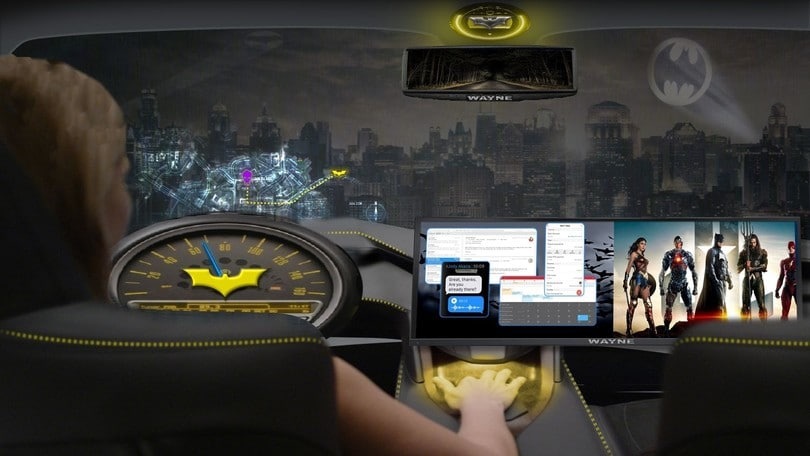Warner Bros guarda alla guida autonoma: il futuro tra supereroi e realtà aumentata