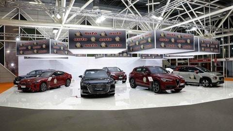 Auto dell'Anno 2018, le sette finaliste al Motor Show