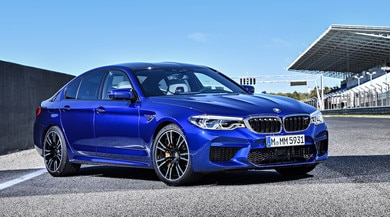 Nuova BMW M5, belva addomesticata: primo contatto
