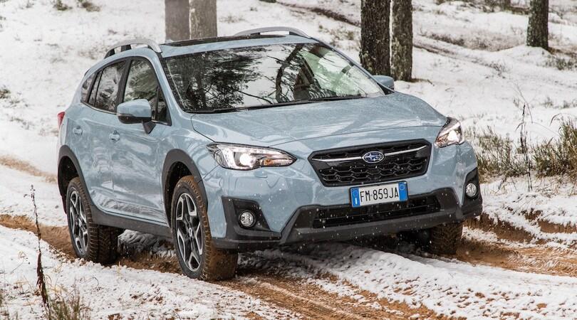Nuova Subaru XV, oltre l'Impreza: primo contatto