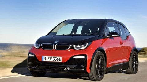BMW i3 s, anche l'elettrico si veste sportivo