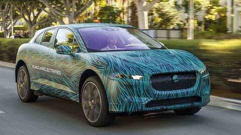 Jaguar I-PACE, sulle strade della California