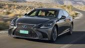 La madre di tutte le Lexus: come va la nuova LS 500h