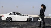 """Noor Daoud, la drifter palestinese """"Fast and Furious"""""""