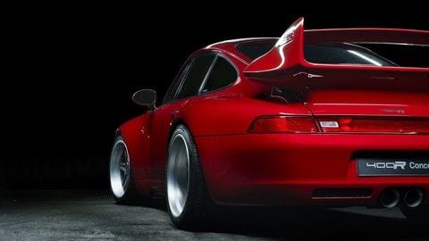 Gunther Werks 400R, inno alla Porsche 993