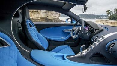Anche i ricchi piangono, Bugatti richiama 47 Chiron