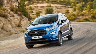Ford EcoSport 2018 EcoBlue, 4x4 a prova di giungla urbana