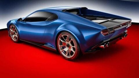 Ares Design Project Panther, ritorno al futuro
