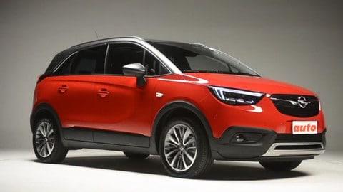 Opel Crossland X, la prova su strada della chilometrista