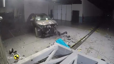 Hyundai Kona tra le prime della classe: 5 stelle EuroNCAP