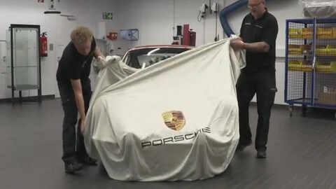 La mamma di tutte le 911 restaurata al Porsche Museum