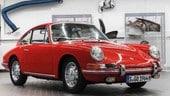 La 911 più antica torna a splendere al Porsche Museum