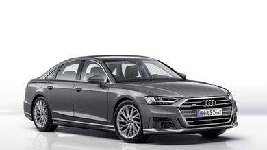 Ammiraglia all'attacco, pack sportivi per l'Audi A8