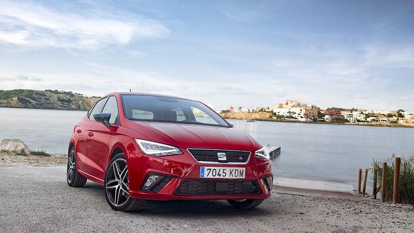 Seat Ibiza 1.6 TDI, ama viaggiare ma non bere: prova su strada