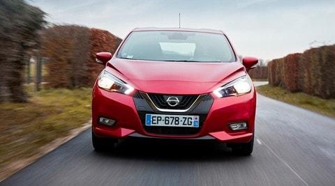 Nissan Micra 1.0: foto