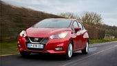 Nissan, più Micra per tutti: la prova della 3 cilindri da 71 cv