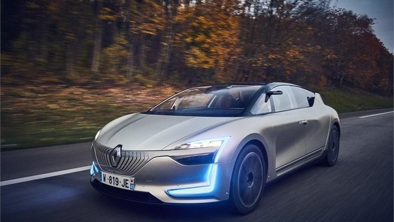 Renault Symbioz, il futuro dell'auto è già su strada