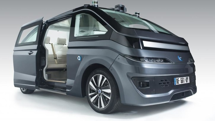 Car sharing elettrico e autonomo: triplo test in Australia