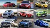 Le nove auto che hanno reso migliore il nostro 2017
