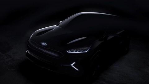 Kia Niro EV Concept: foto