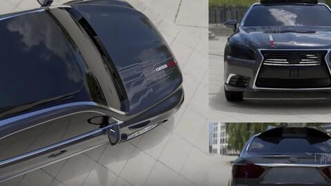 Toyota presenta la piattaforma 3.0 per la guida autonoma