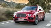 Bentley Bentayga, il Super Suv diventa ibrido plug-in