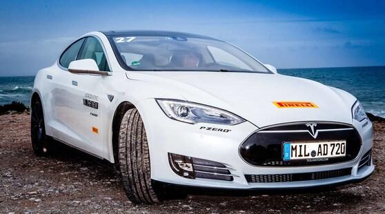 Auto elettriche e pneumatici: questione di coppia
