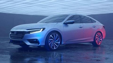 Honda Insight Prototype, terza generazione