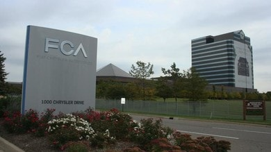 FCA, investimento da 1 miliardo di dollari negli USA